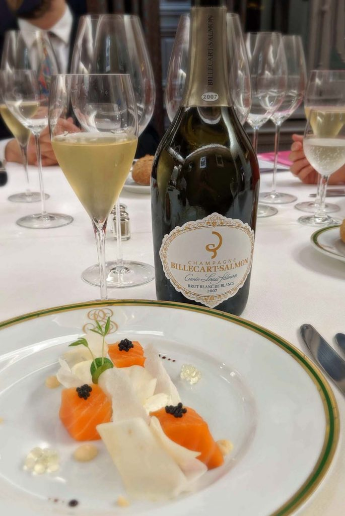Blanc de Blanc Billecart-Salmon