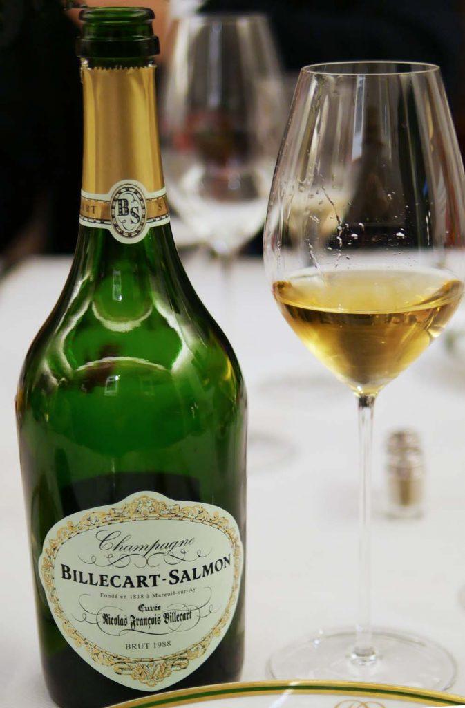 Champagne Billecart-Salmon Nicolas Francois 1988
