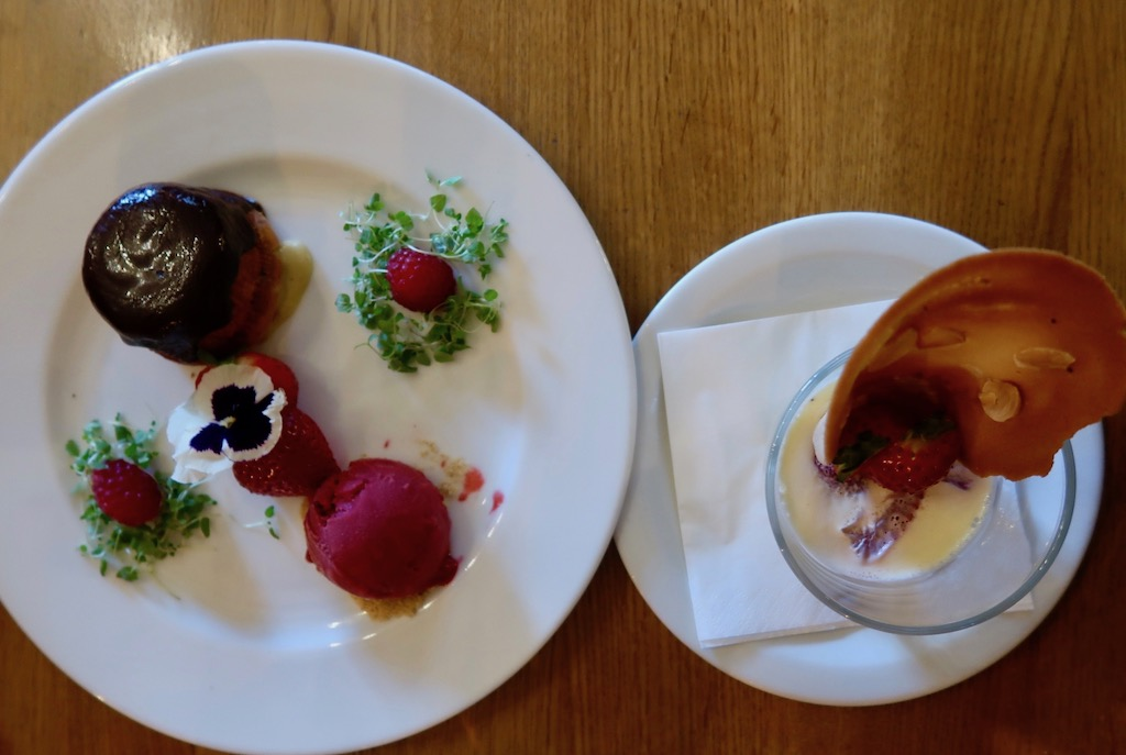 Ealing Park Tavern - desserts