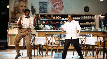 Hammed Animashaun and Lucian Msamati in Master Harold...and the boys (c) Helen Murray-min