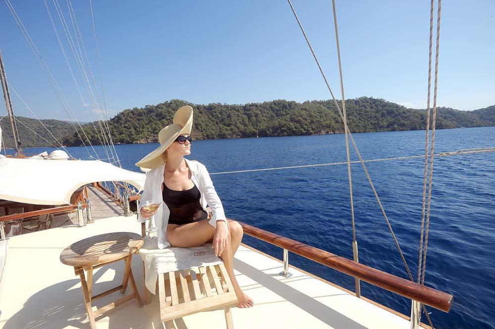 Luxury Gulet Sailing Turkey