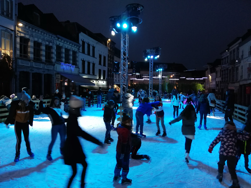 Ice Rink Mons City Centre