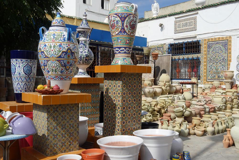 Nabeul - Pottery