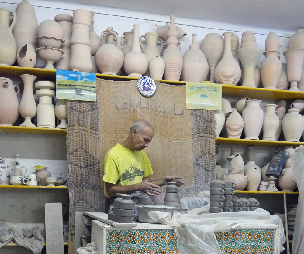 Potter Nabeul Tunisia