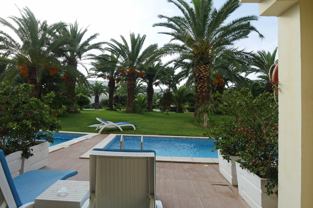 Private Plunge Pool Hotel Tunisia