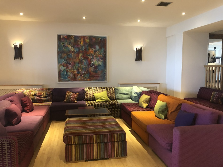 Lounge Bedruthan Hotel