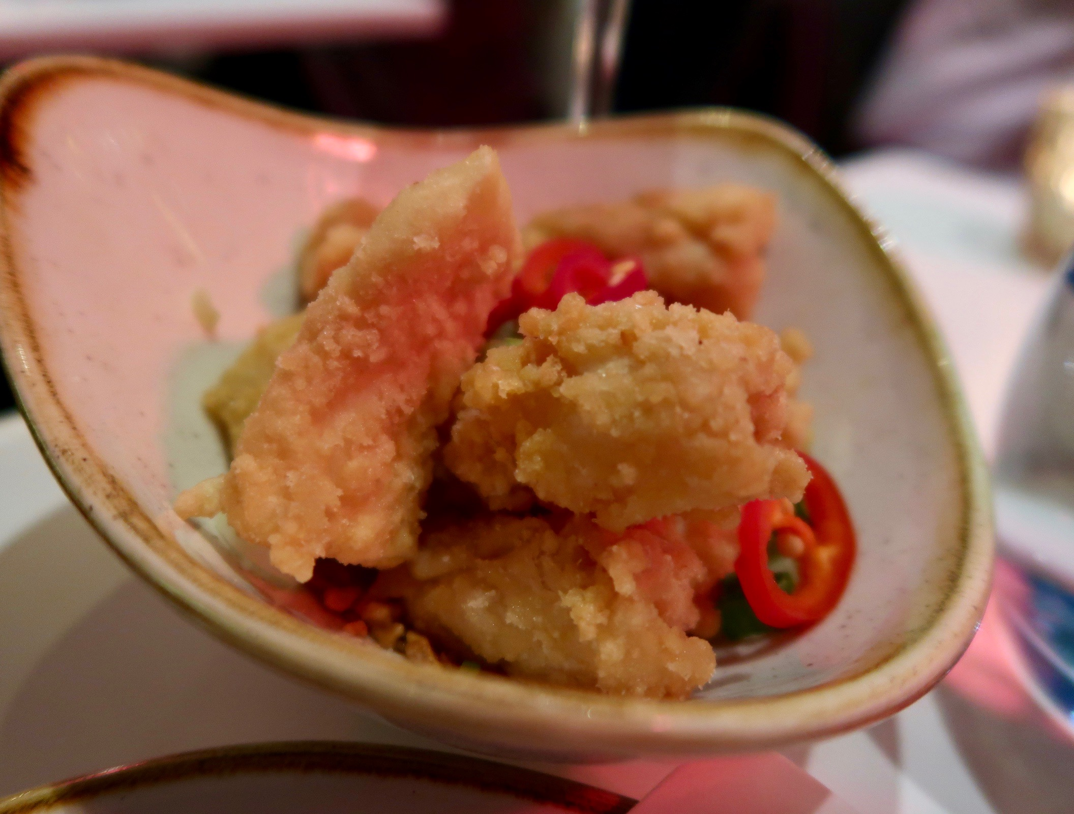 Uli Notting Hill - crispy squid