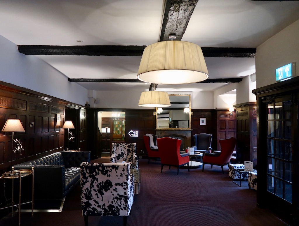 Whately Hall Hotel - interior