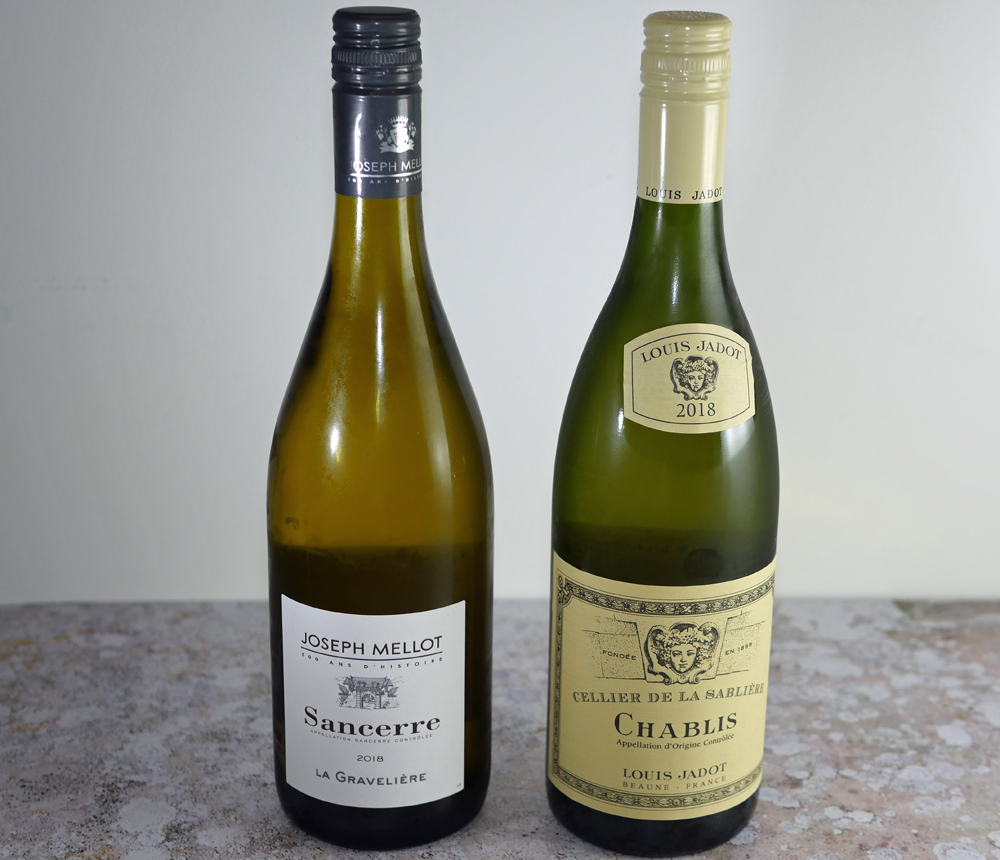 White Wines for Fish