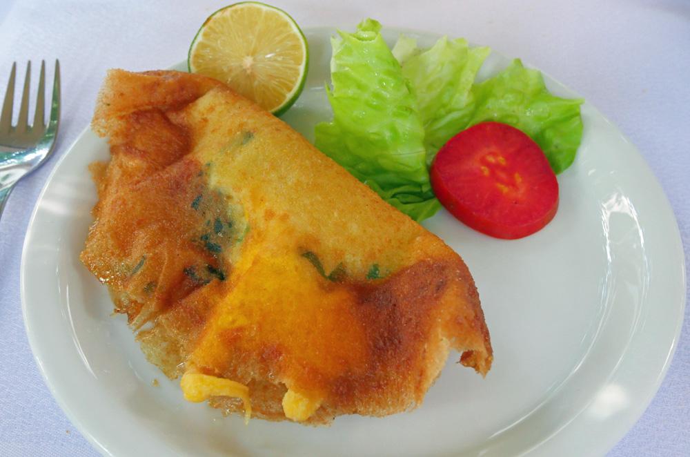 seafood brik - hammamet