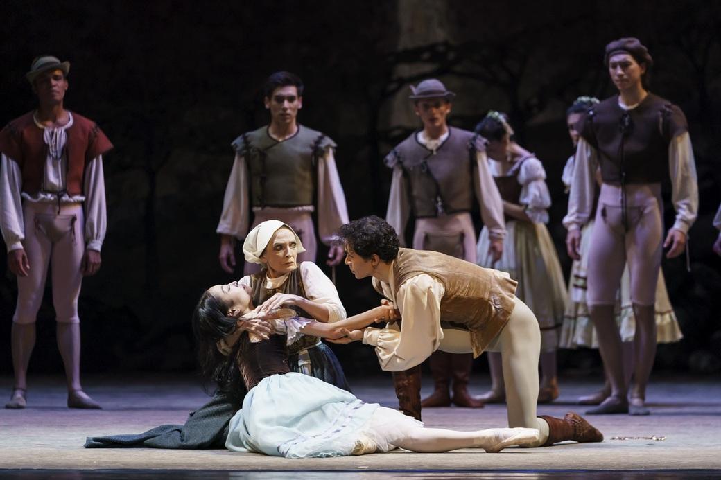 Giselle, Birmingham Royal Ballet