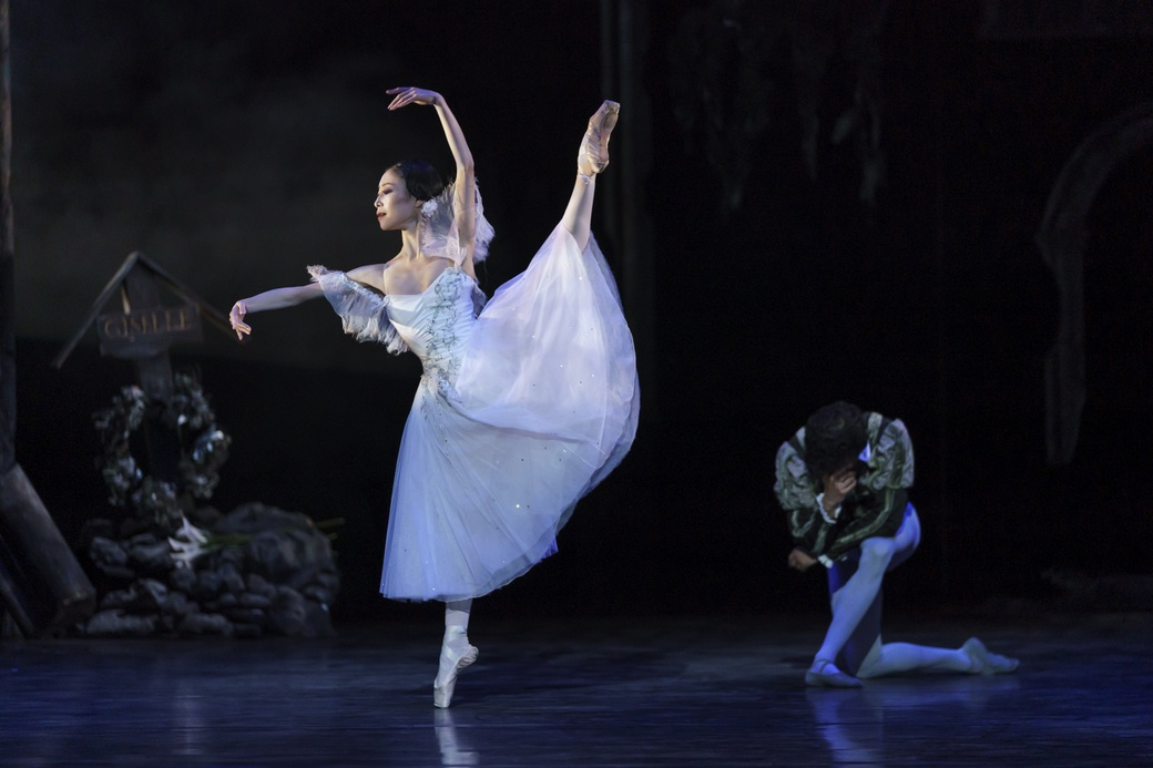 Giselle - Birmingham Royal Ballet at Sadler's Wells London