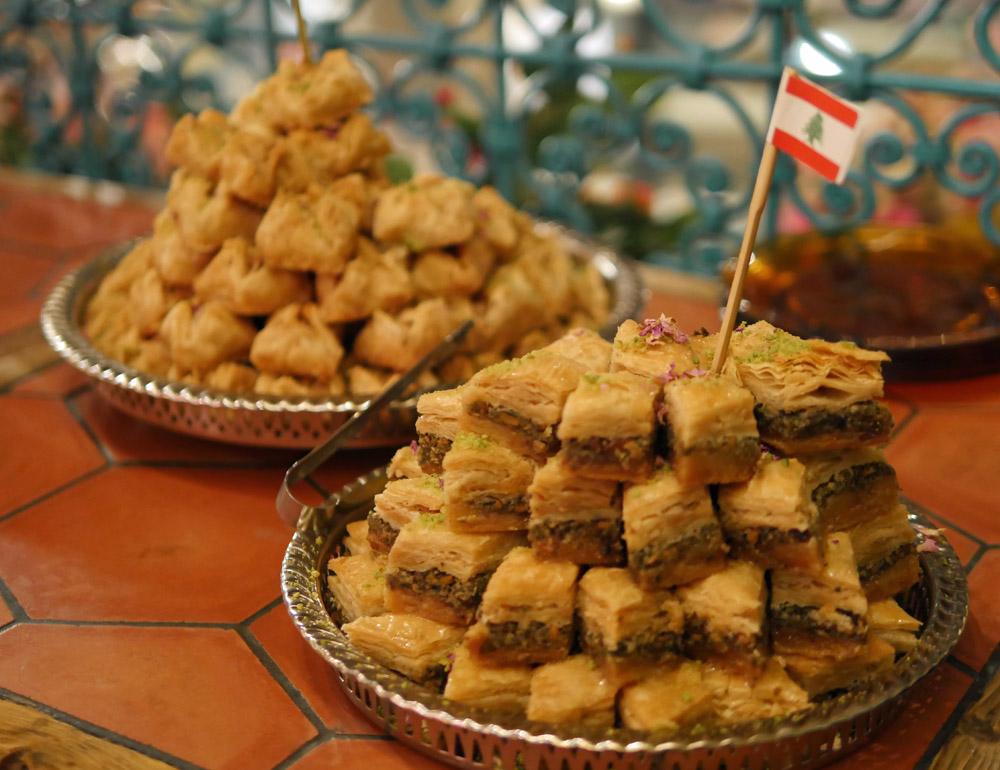 Baklava- Comptoir Libanais