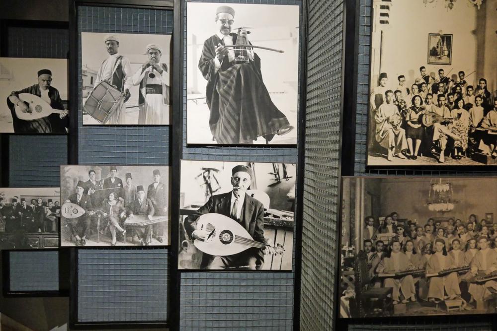 Baron d'Erlanger - musicians