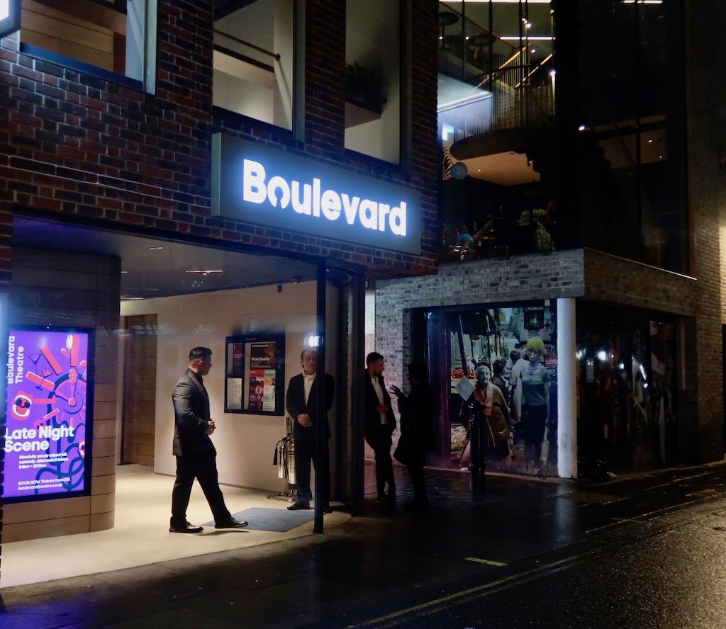 Boulevard Theatre - Soho