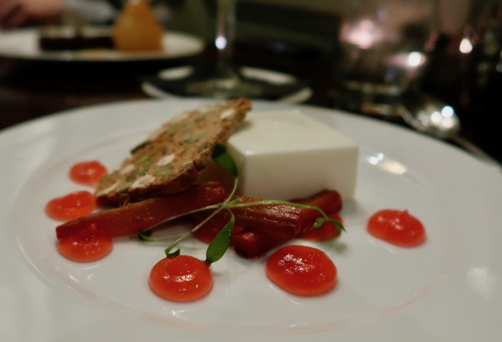 CHISWELL ST PANNACOTTA
