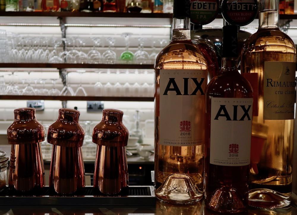 Chez Antoinette bar 2
