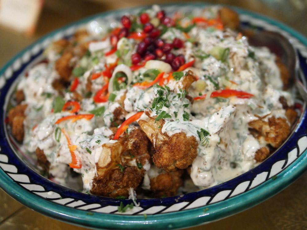 Comptoir LIbanais - Cauliflower