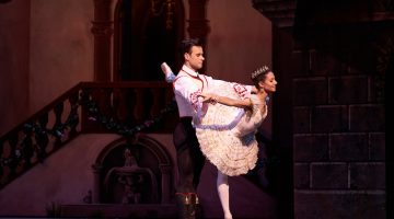 Coppelia_The Royal Ballet,ROH Covent Garden,CastSwanilda: Francesca Hayward,Franz: Alexander Campbell,Dr Coppélius: Gary Avis,Conducted by Barry Wordsworth