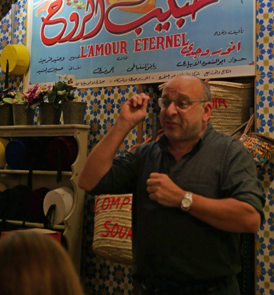 Learning about Lebanese Wines