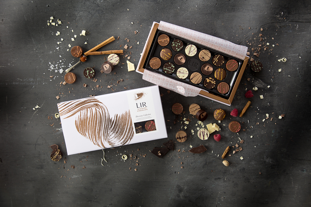 Lir Chocolate Discovery Collection