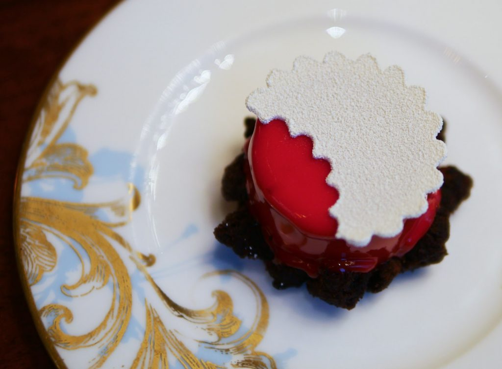 Mandarin Oriental Cake
