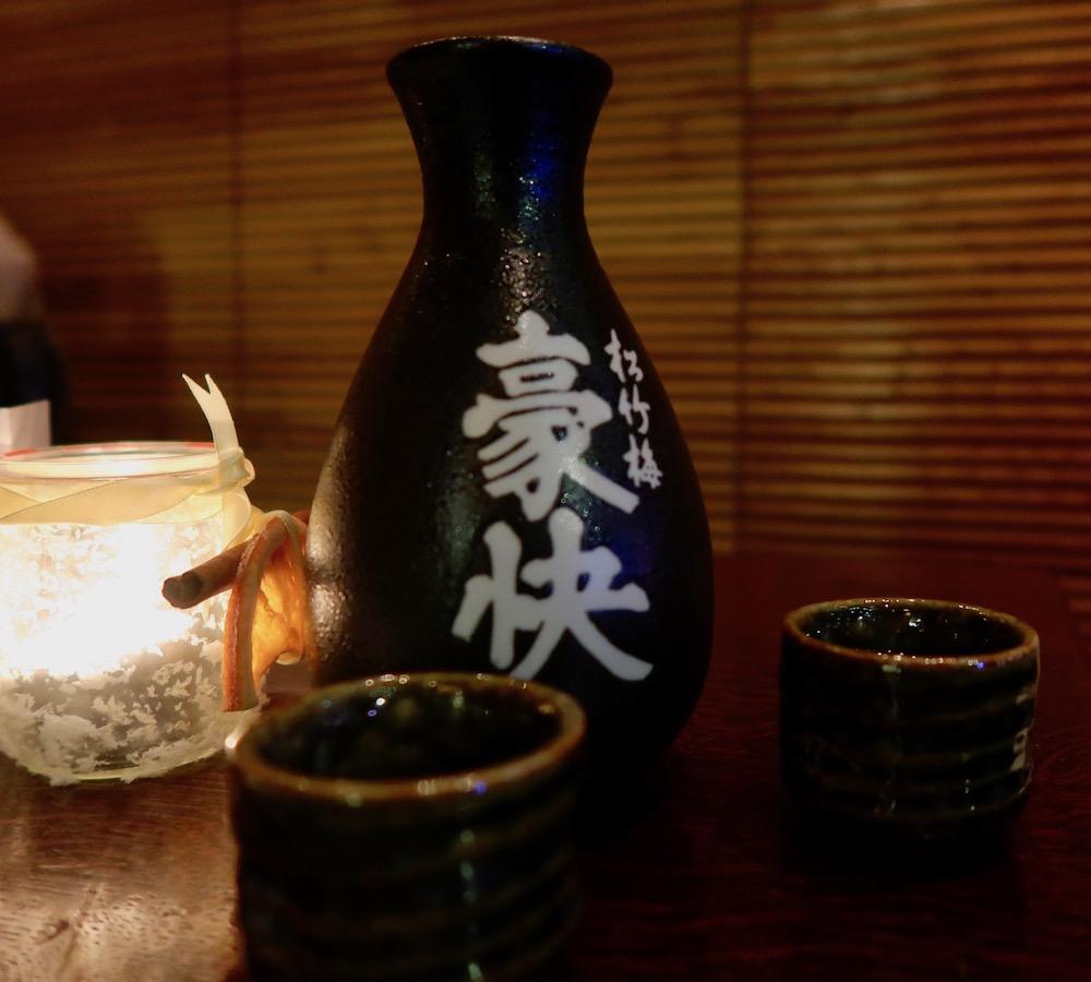 Miyako sake