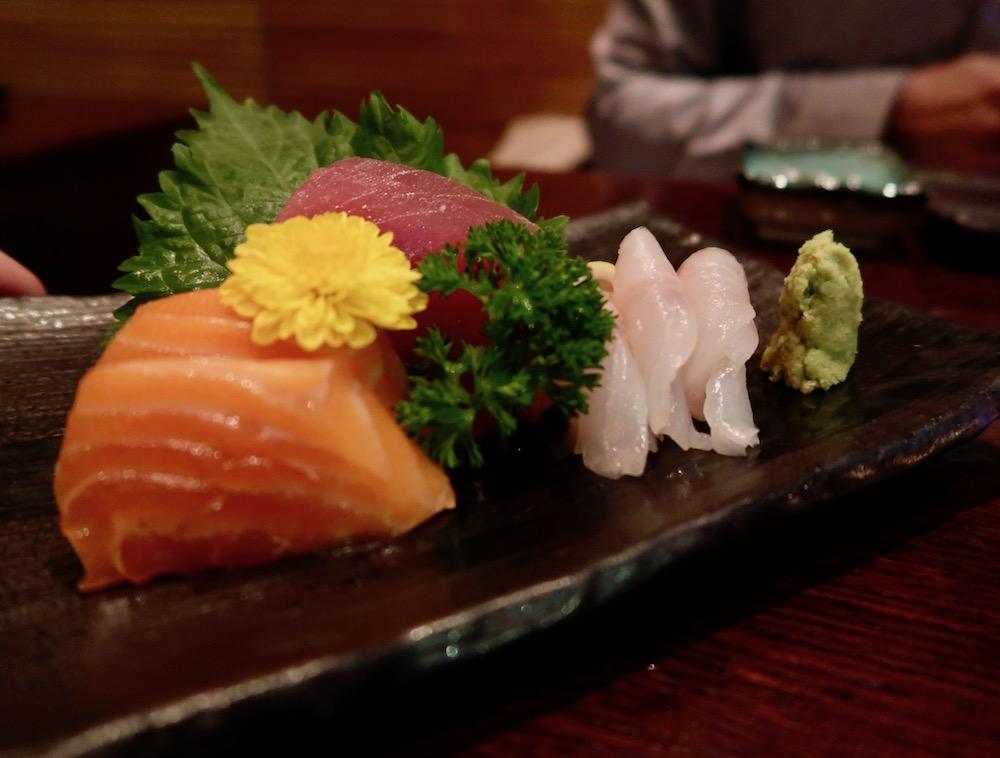 Miyako sashimi