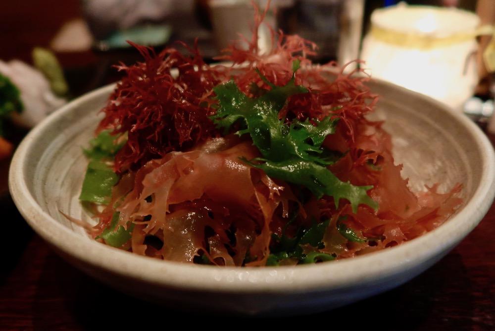Miyako seaweed