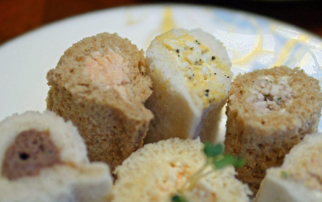 Sandwiches 2 - The Rosebery - Mandarin Oriental