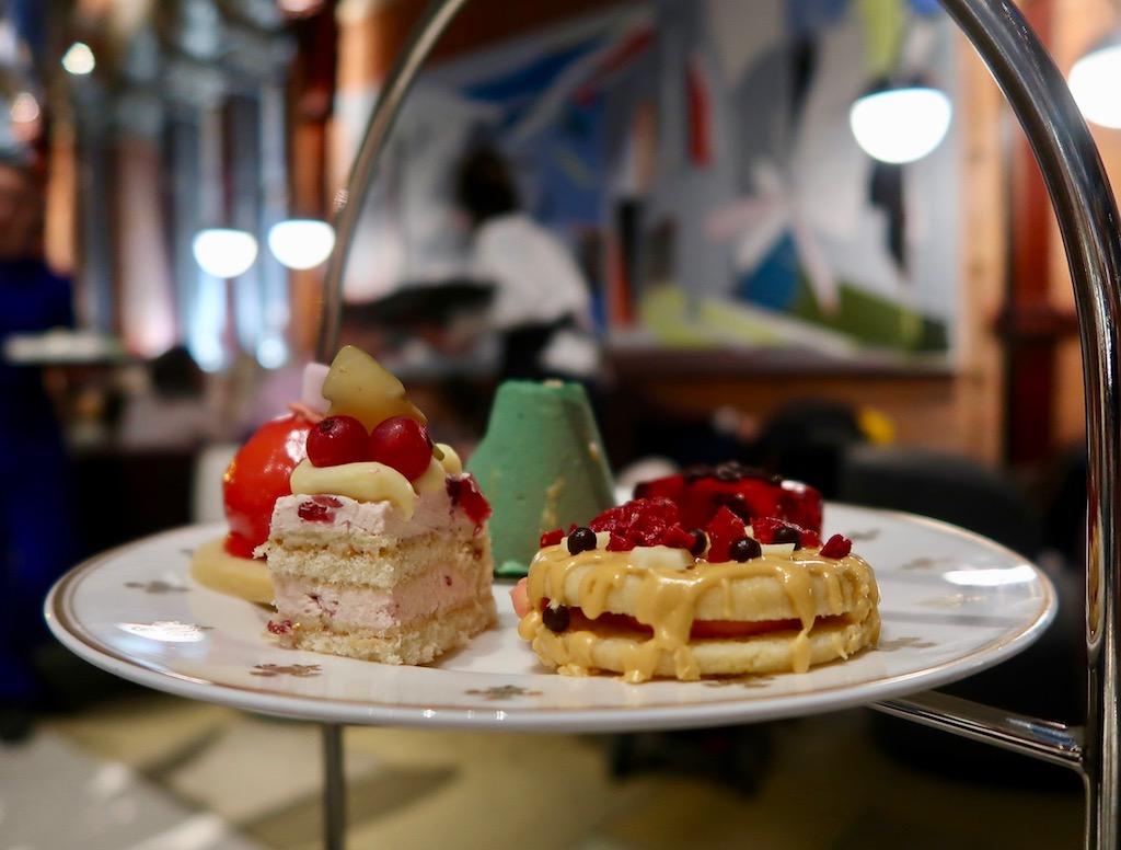 St Pancras Renaissance Hotel - Festive Afternoon Tea