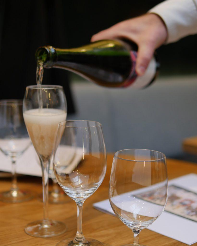 Sussex Restaurant - Nutbourne Sparkling