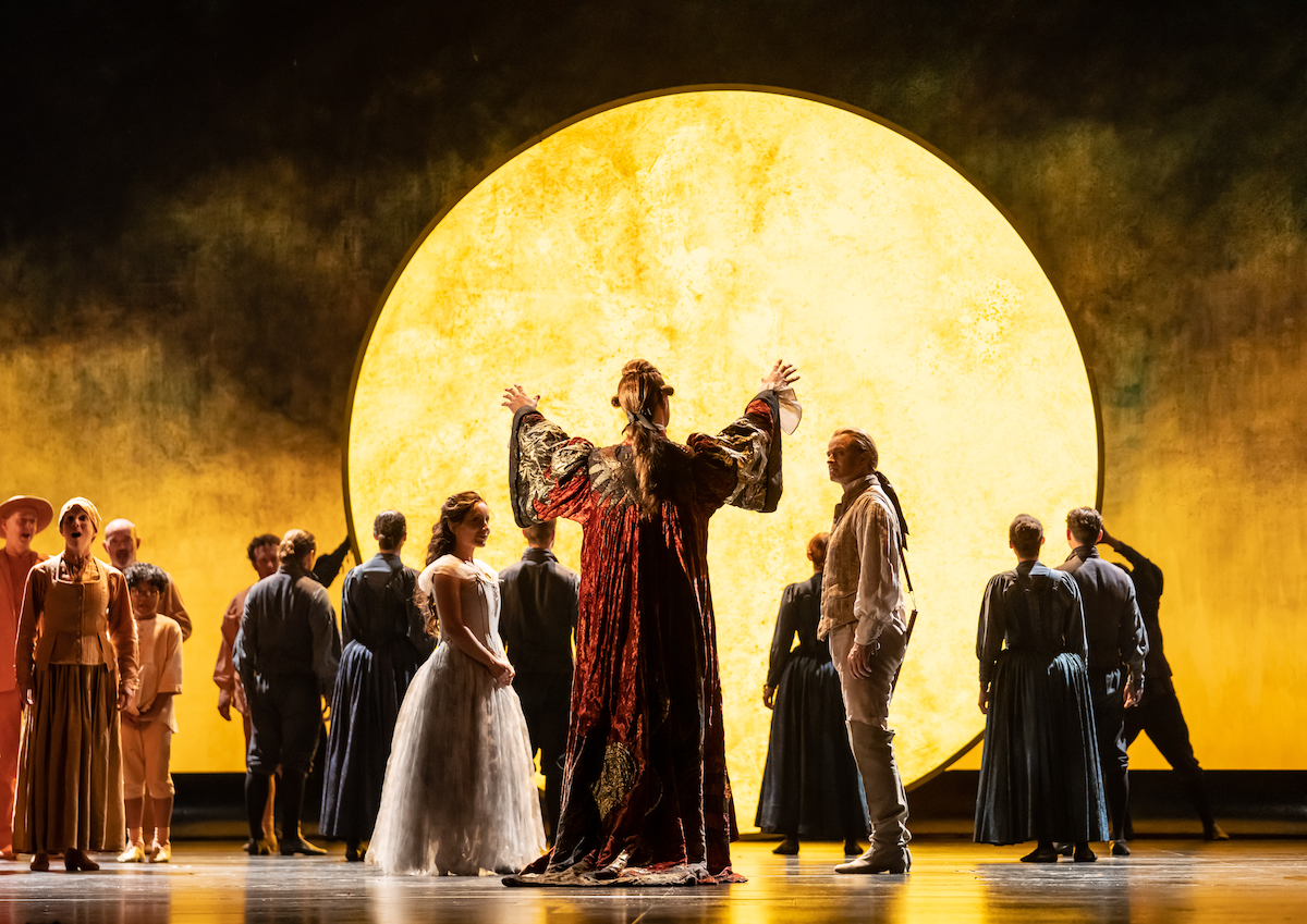 The Magic Flute (c) ROH 2021. Photos by Bill Cooper_0594
