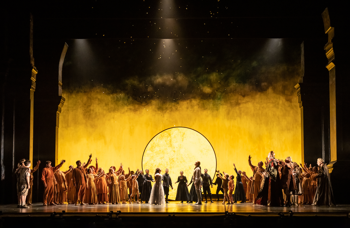 The Magic Flute (c) ROH 2021. Photos by Bill Cooper_1139