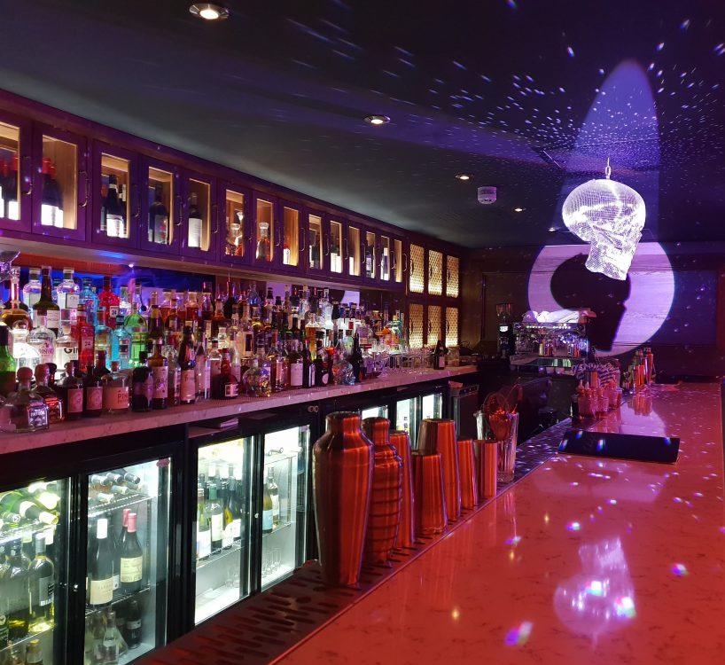 The Wellington, bar