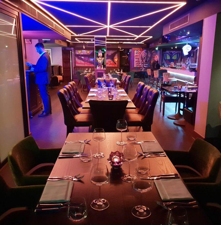 The Wellington, restaurant