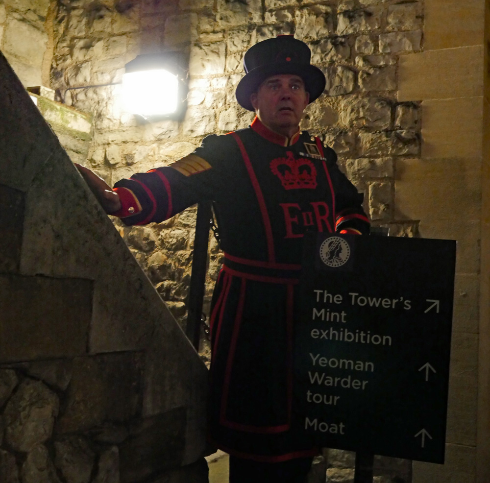 Tower of London - Twilight Tour