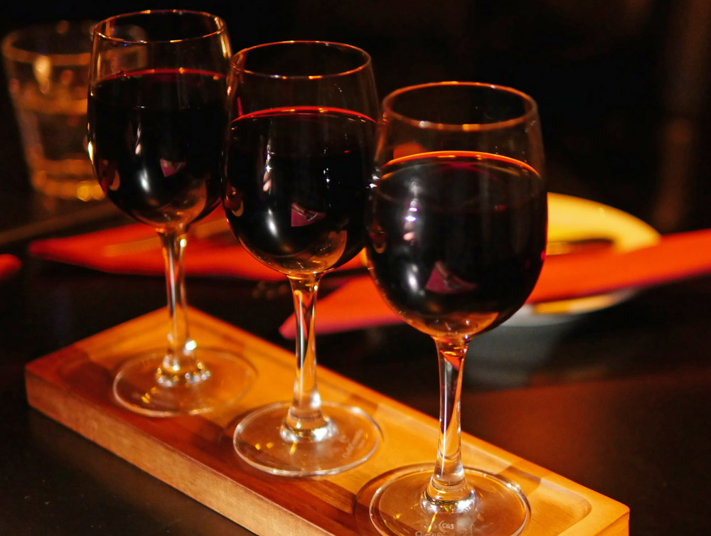 Wine Paddle - Haymarket Wine House