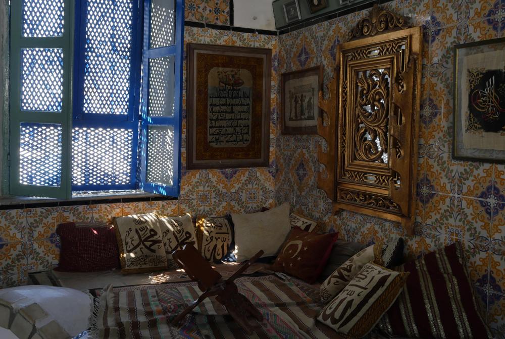 Dar el-Annabi sidi bou said - prayer room