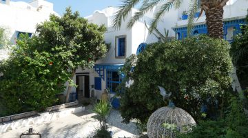 sidi bou said - traditional house