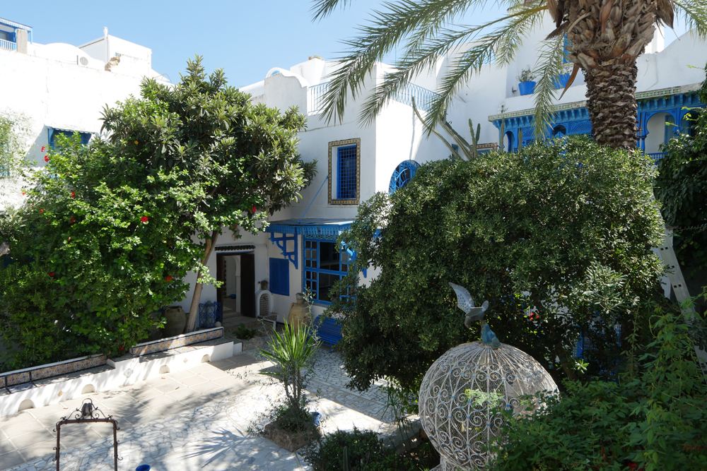 sidi bou said - traditional house