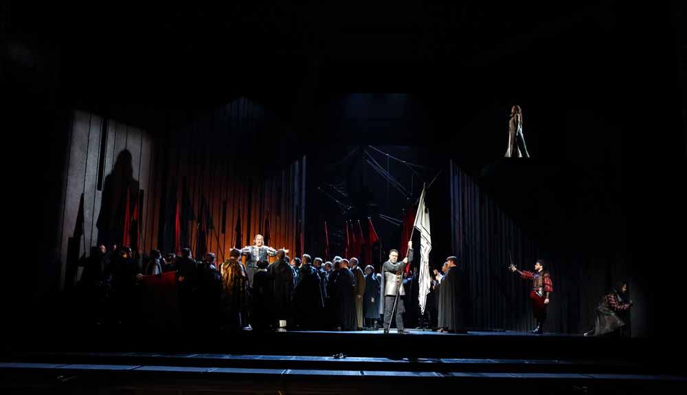 Otello at the Royal Opera House
