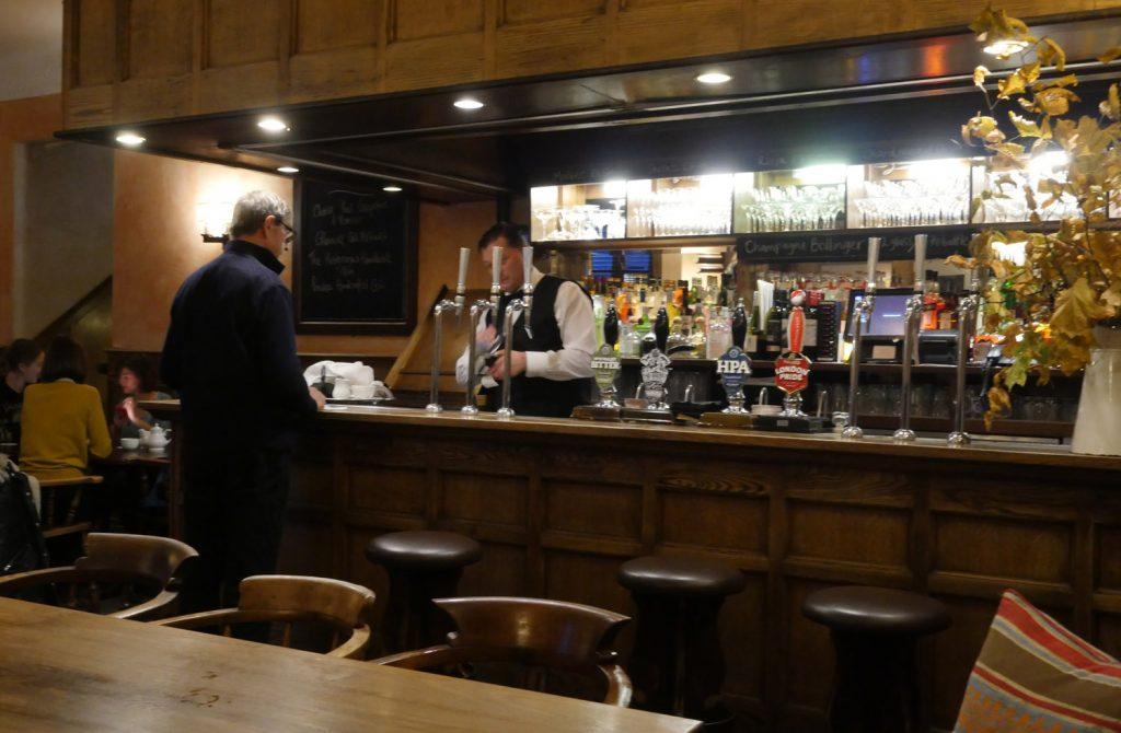 Abergavenny The Angel Bar