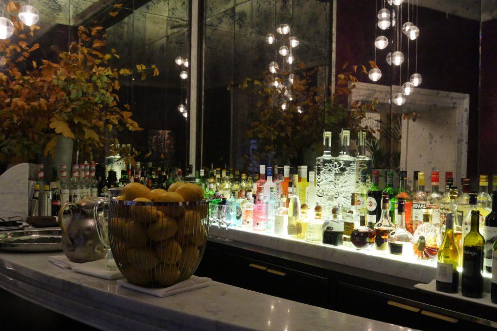 Angel Abergavenny - Foxhunter Bar