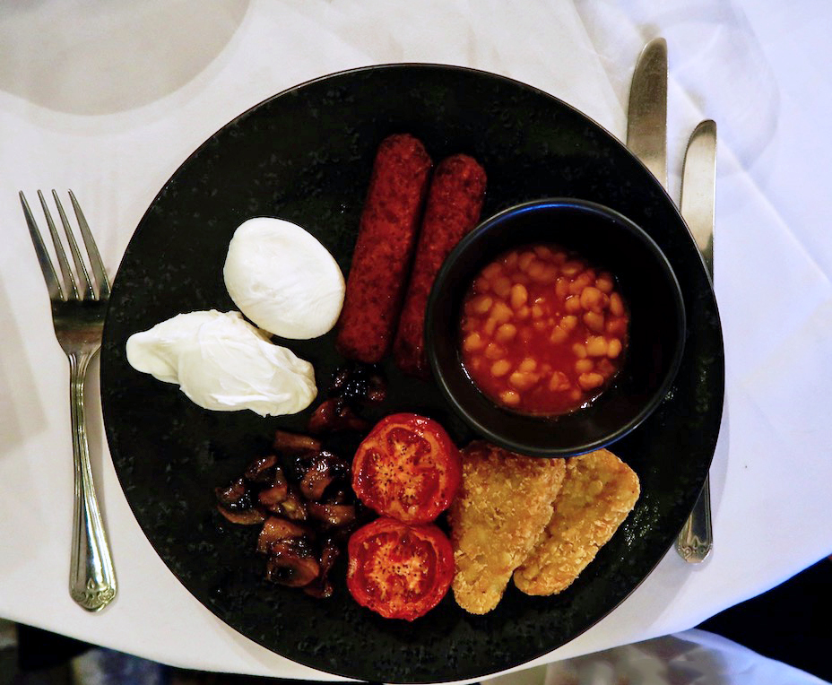 Billesley-Manor-Hotel-full-veggie-English-breakfast