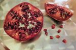 Festive Mocktail with Pomegranate