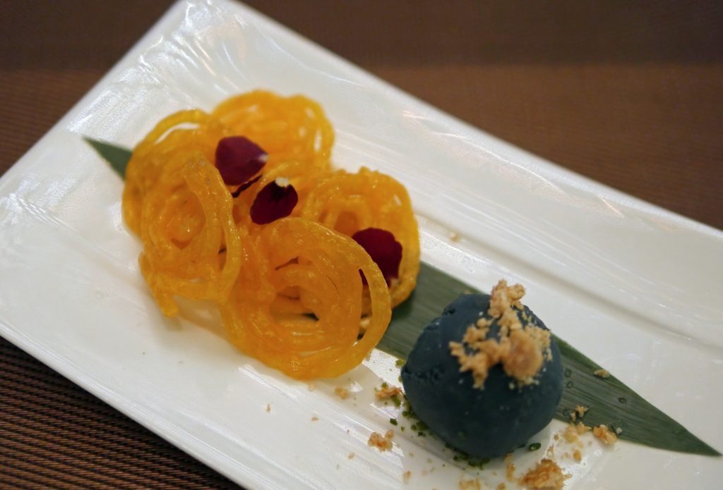 Indian Restaurant Marble Arch - Hankies - Saffron Jalebi