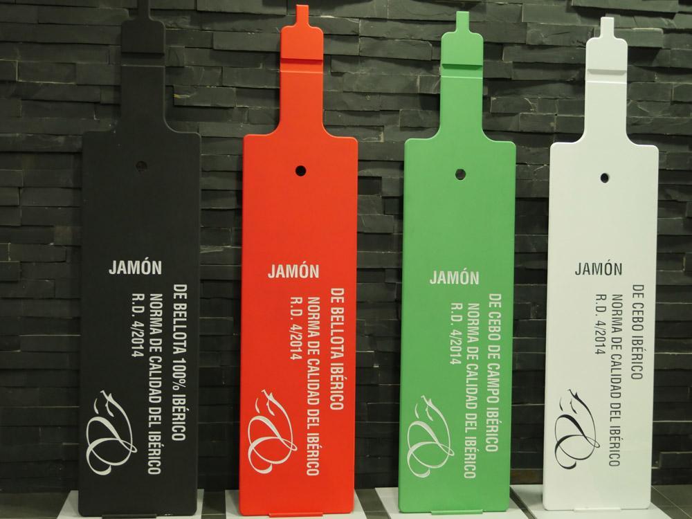 Jamon Iberico Categorisation