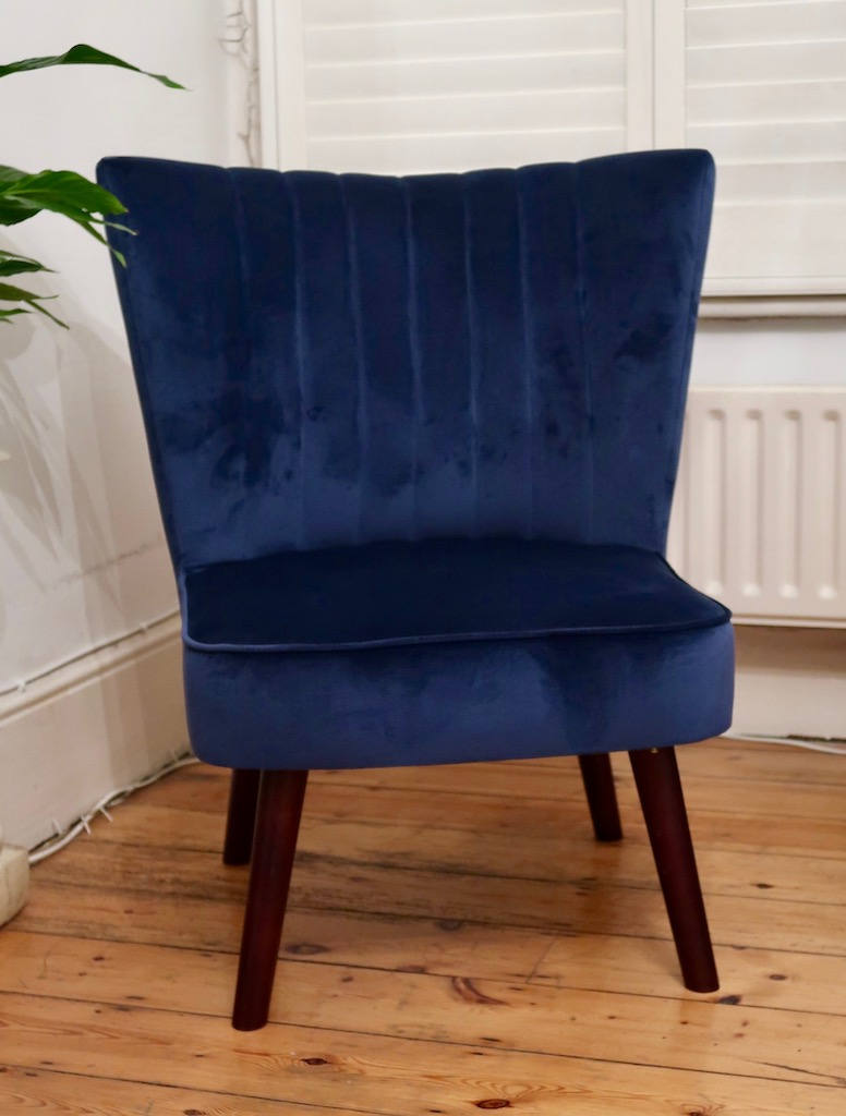 Sloane & Sons Cocktail Chair