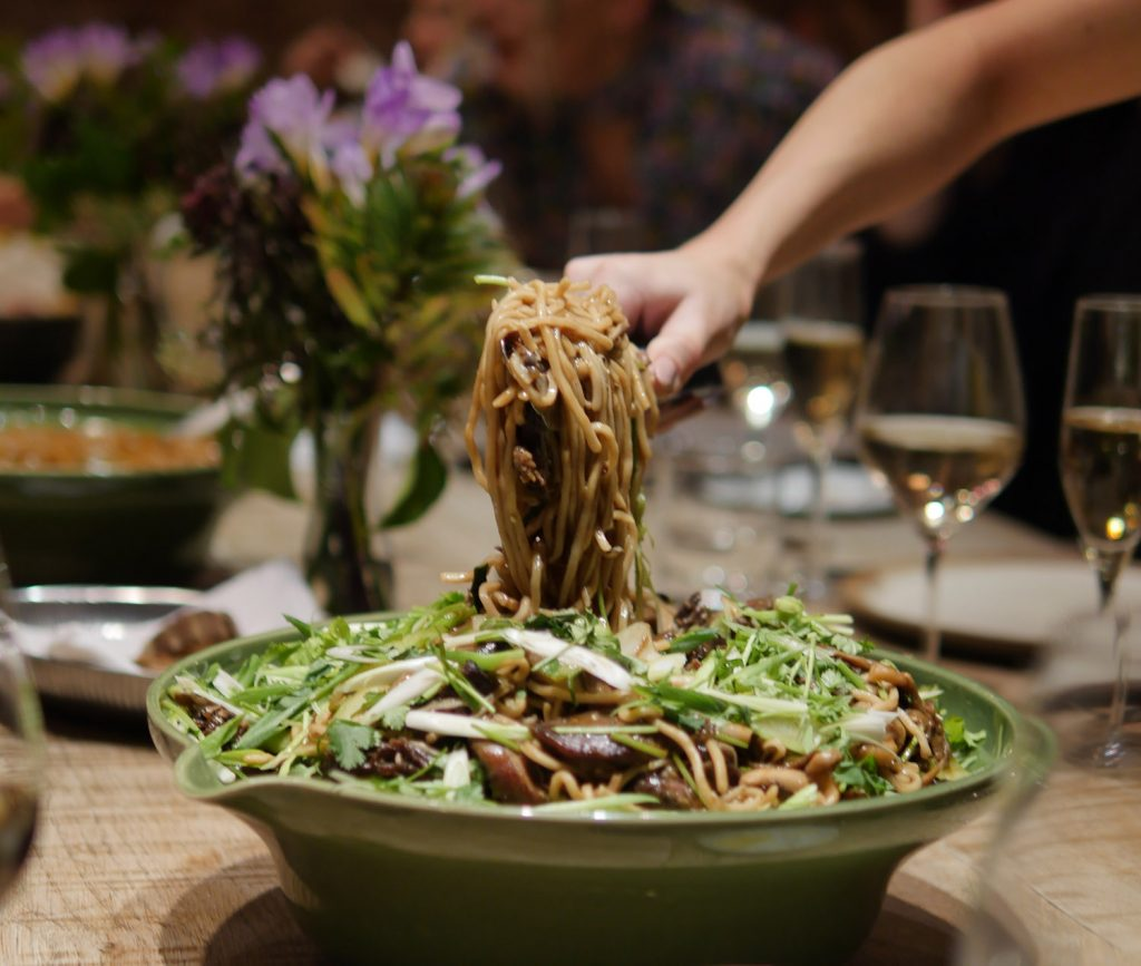 Thai Noodles - Angel Abergavenny